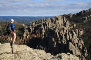 south dakota,badlands,black hills,little devils tower,hiking,us travel