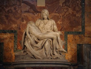 The Pieta in St. Peter's Basilica