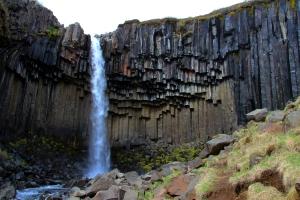Svartifoss (Black Falls)